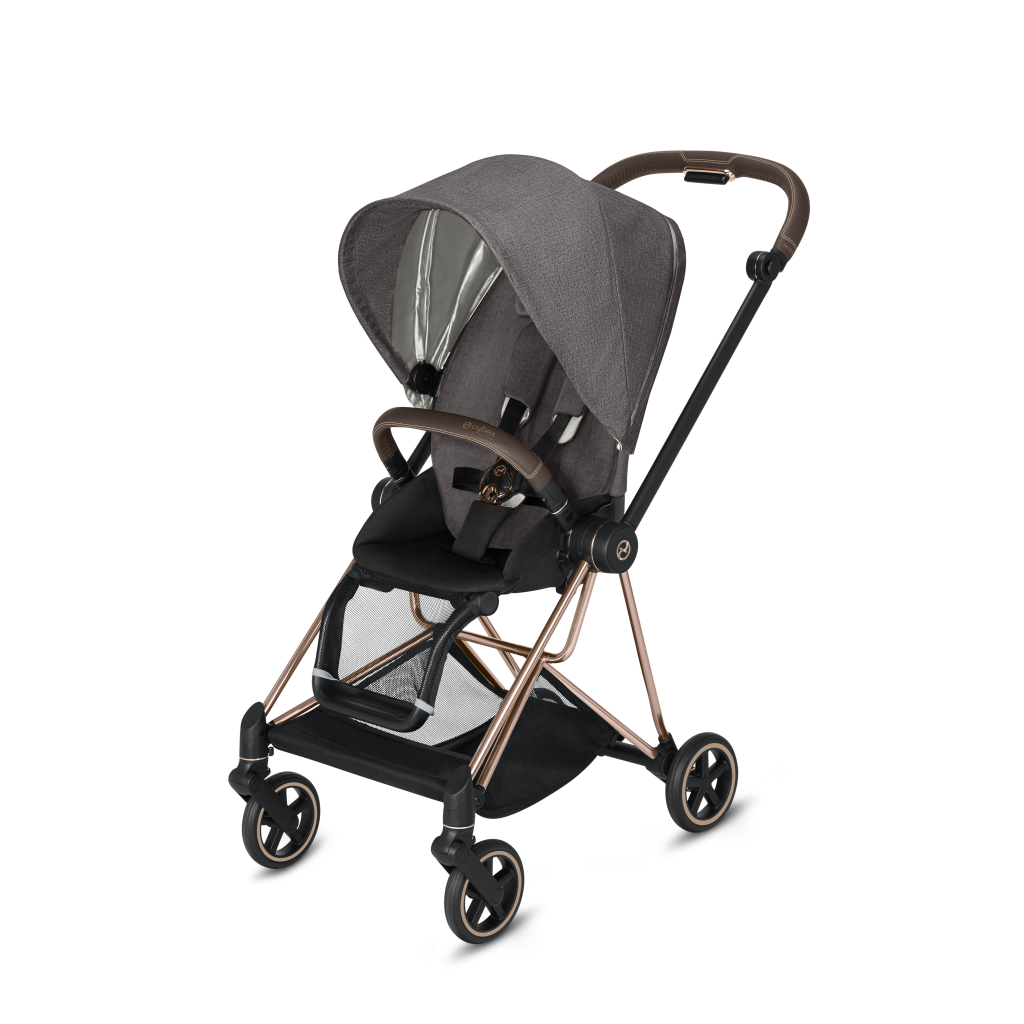 CYBEX Mios Seat Pack Manhattan Grey Plus 2020