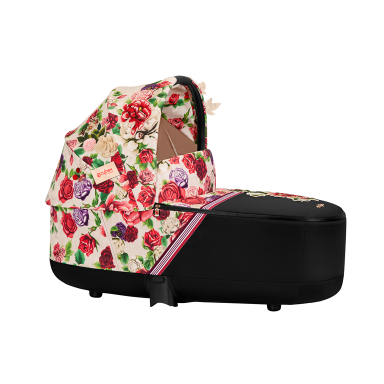 CYBEX Priam Lux Carry Cot Fashion Spring Blossom Light 2021