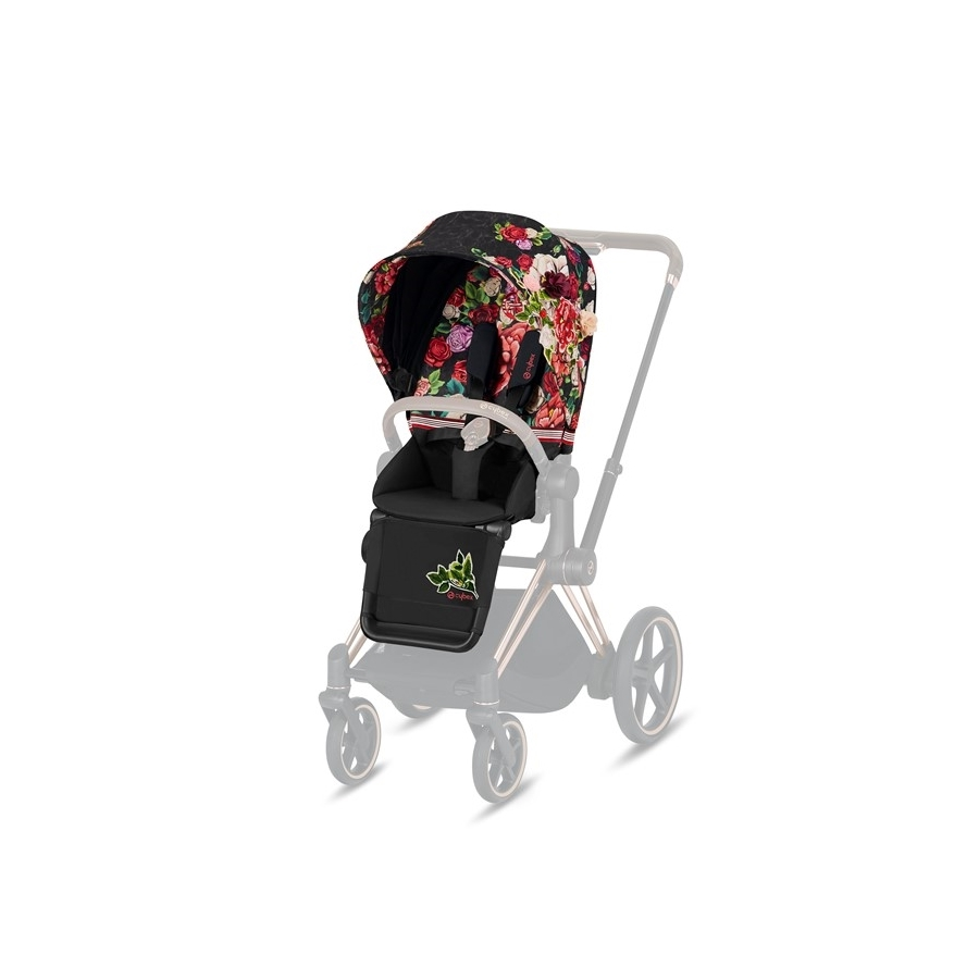CYBEX Priam Seat Pack Fashion Spring Blossom Dark 2020