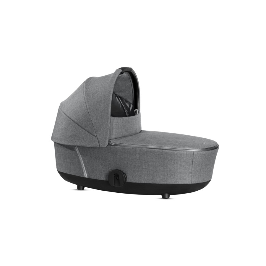 Cybex Mios Lux Carry Cot Manhattan Grey PLUS 2020