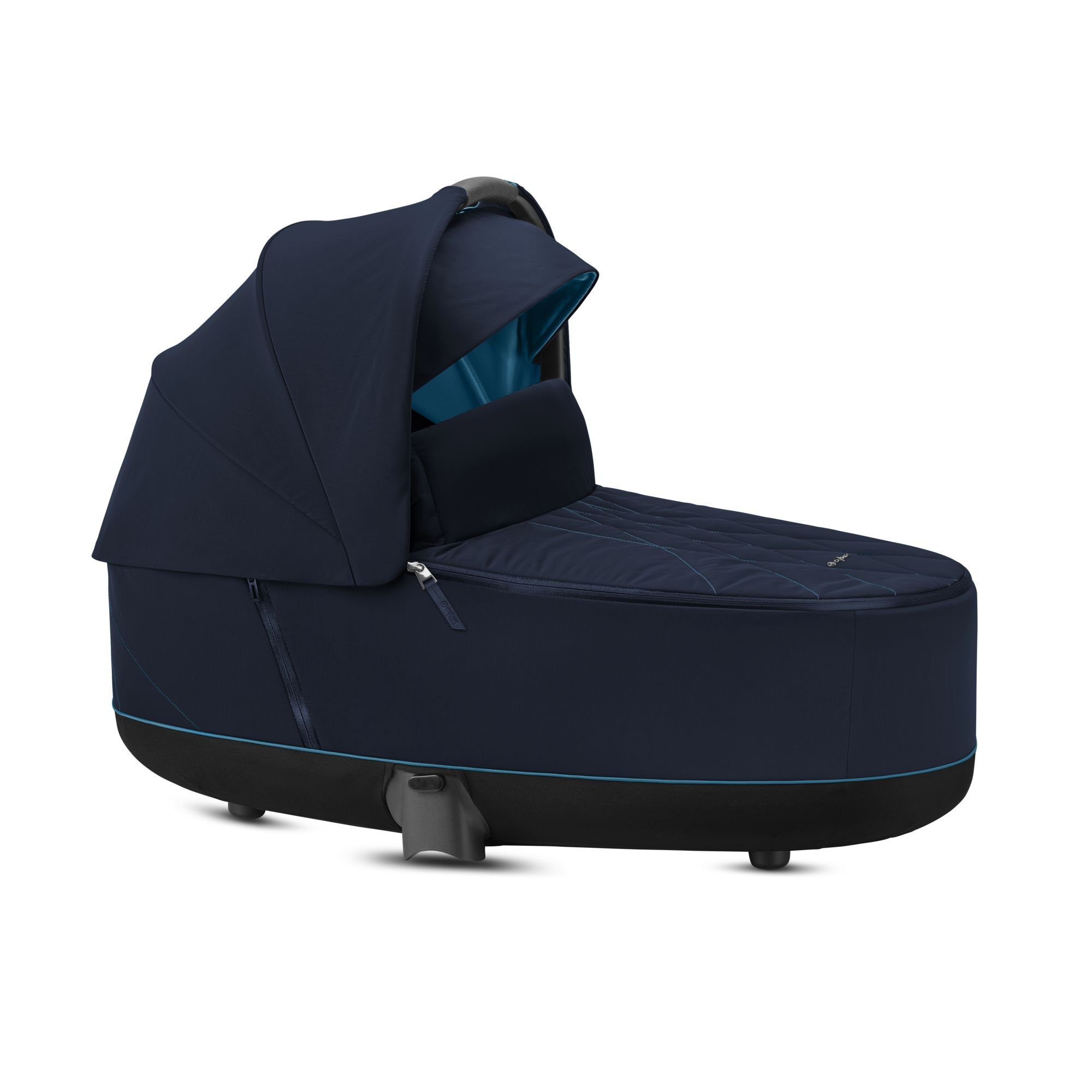 CYBEX Priam Lux Carry Cot Nautical Blue 2020