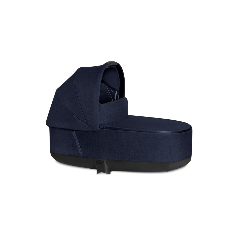 CYBEX Priam Lux Carry Cot Plus Midnight Blue 2020