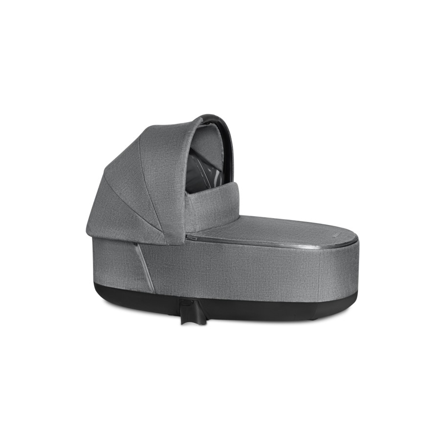 CYBEX Priam Lux Carry Cot Plus Manhattan Grey 2020