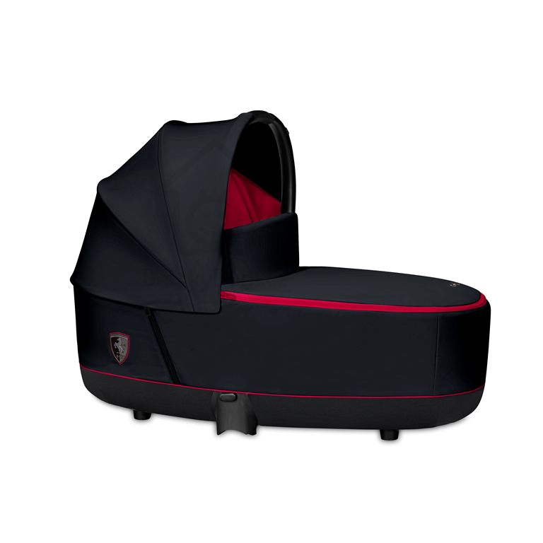 CYBEX Priam Lux Carry Cot Ferrari Victory Black 2020