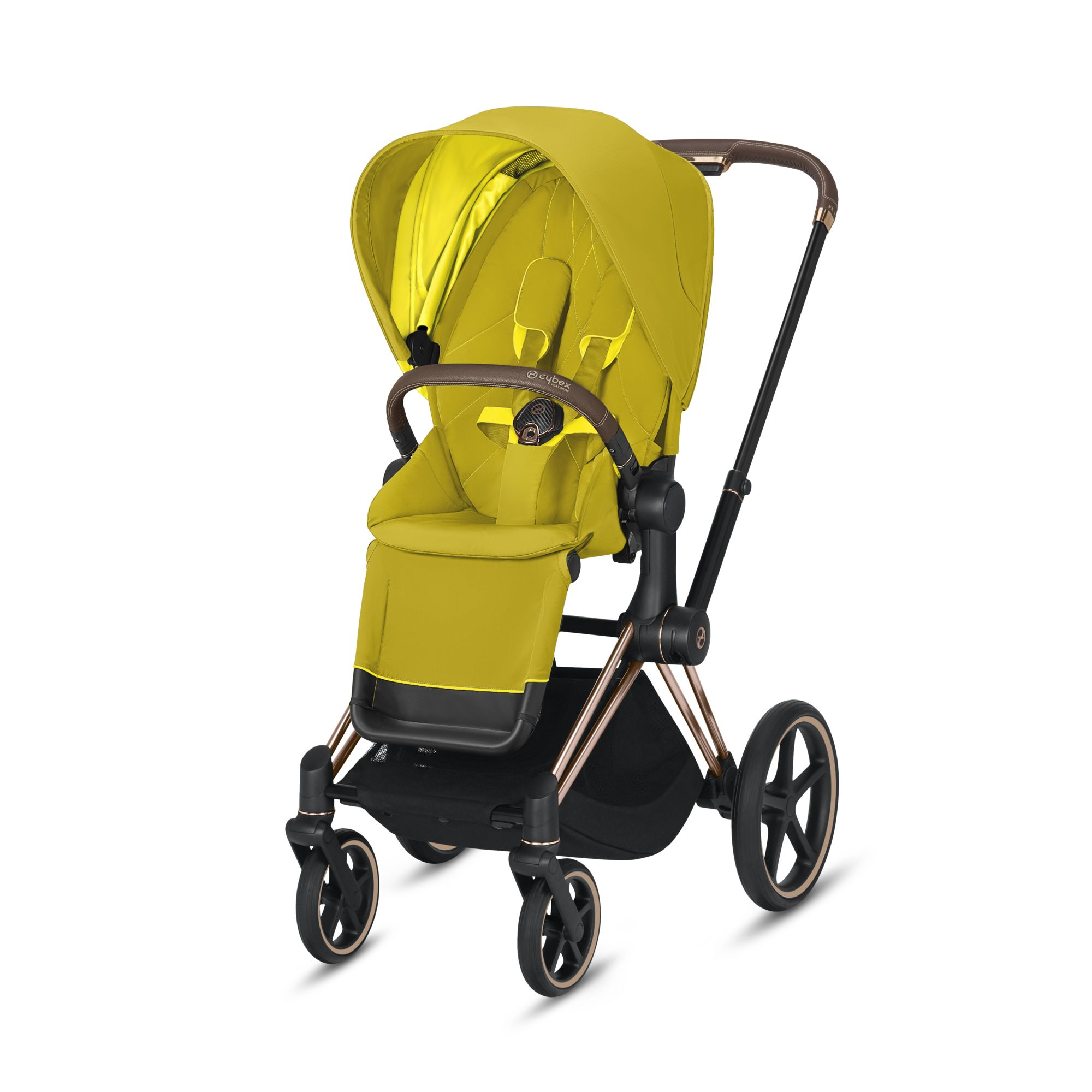 CYBEX Priam Seat Pack Mustard Yellow 2020
