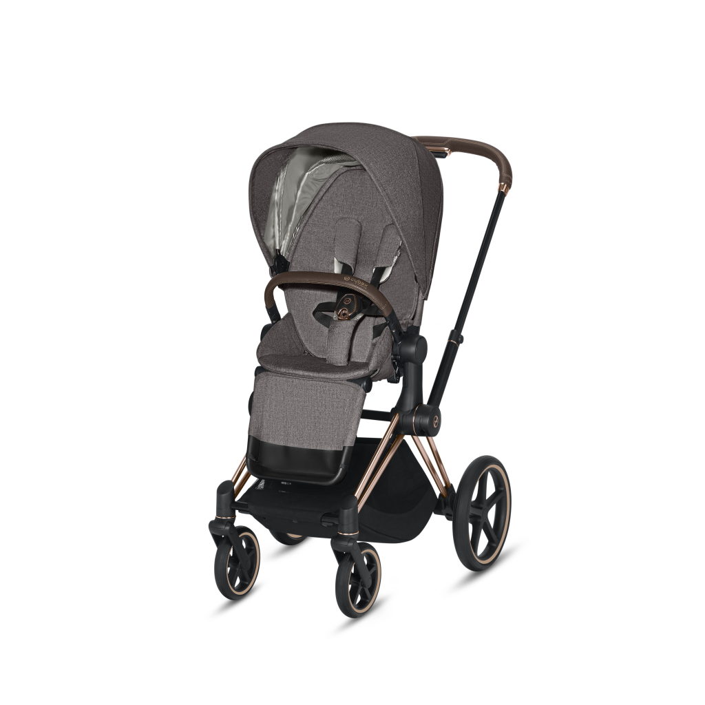 CYBEX Priam Seat Pack Manhattan Grey Plus 2020