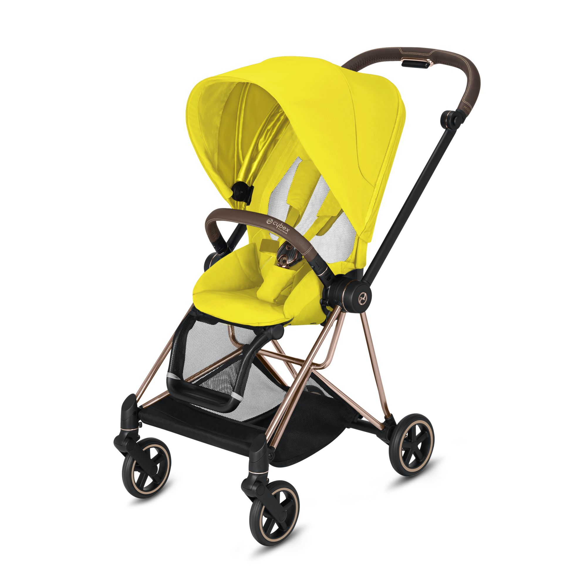 CYBEX Mios Seat Pack Mustard Yellow 2020