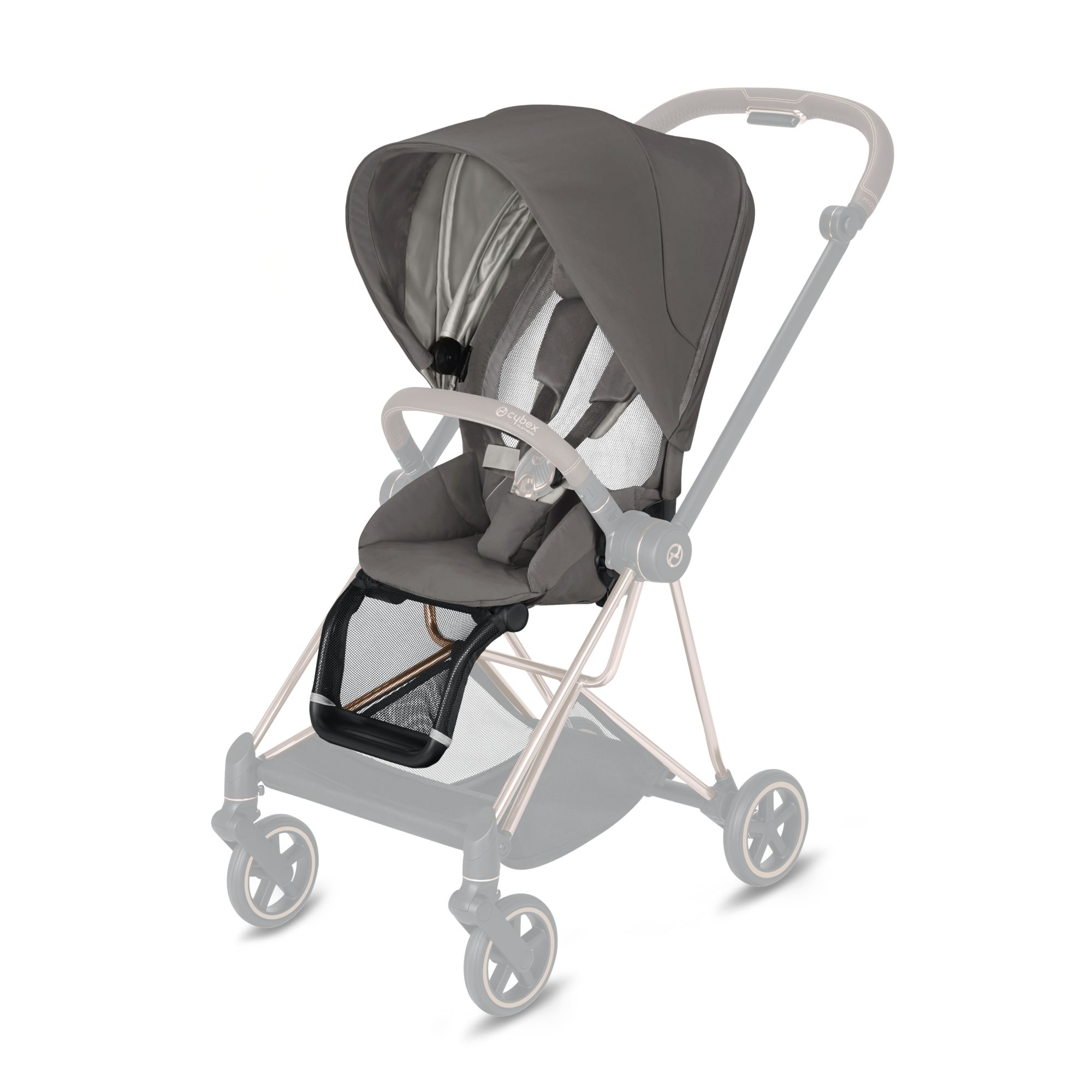 CYBEX Mios Seat Pack Soho Grey 2020