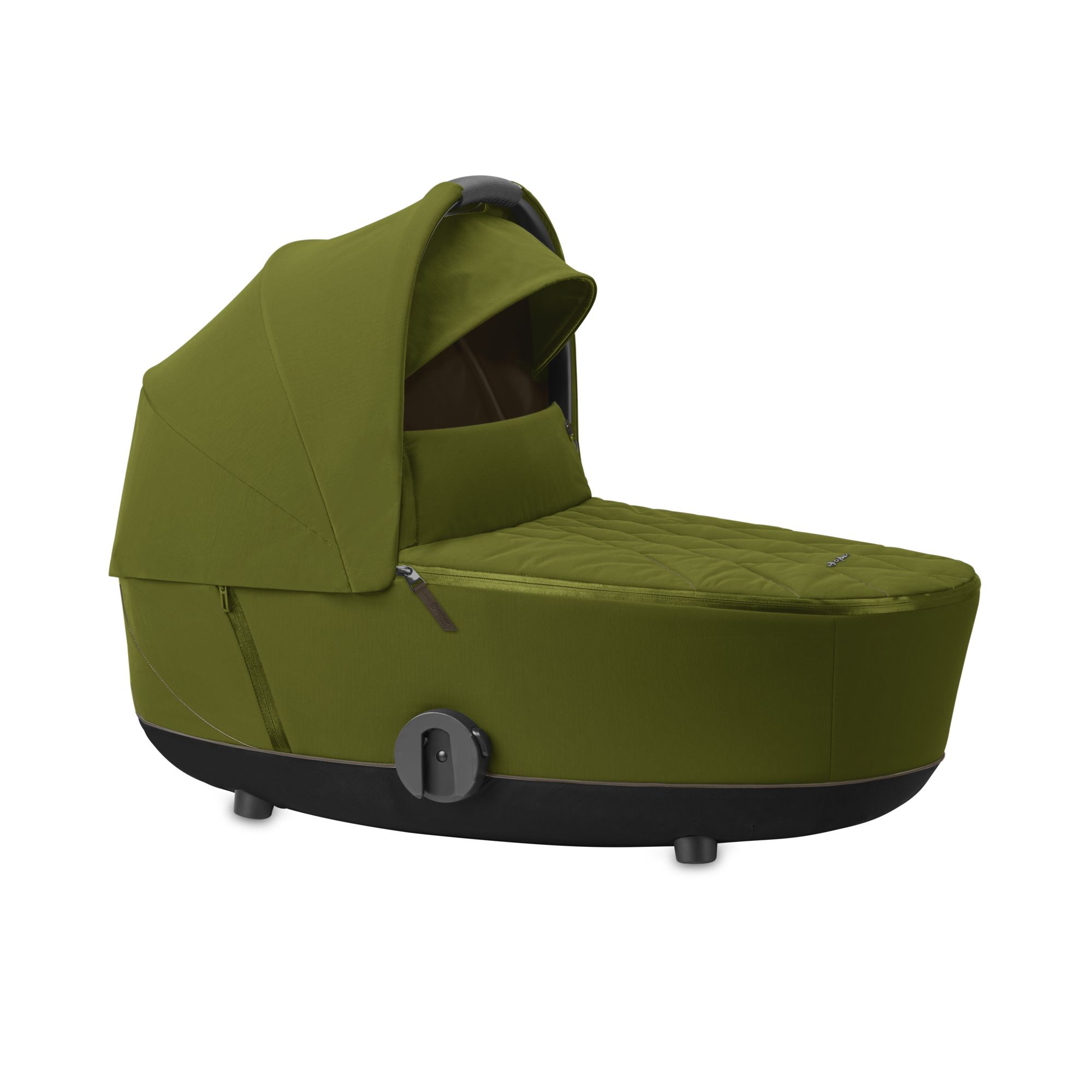 Cybex Mios Lux Carry Cot Khaki Green 2020