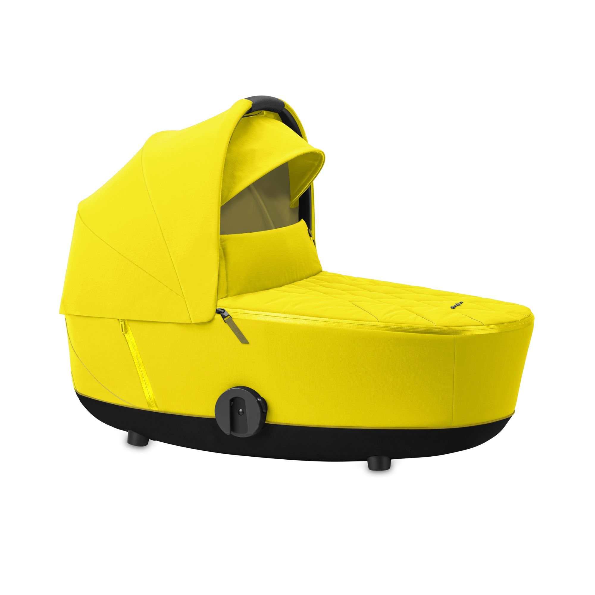 Cybex Mios Lux Carry Cot Mustard Yellow 2020