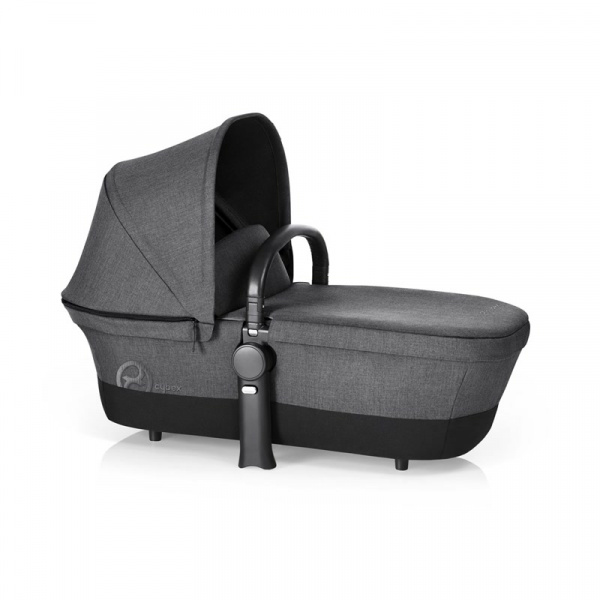 CYBEX PRIAM CARRY COT MANHATTAN GREY 2018