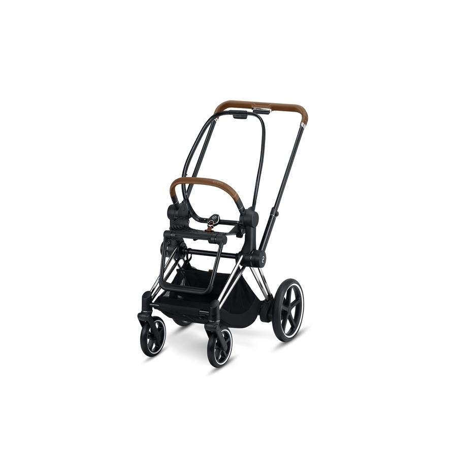CYBEX E-Priam podvozek Chrome Brown + Seat 2020