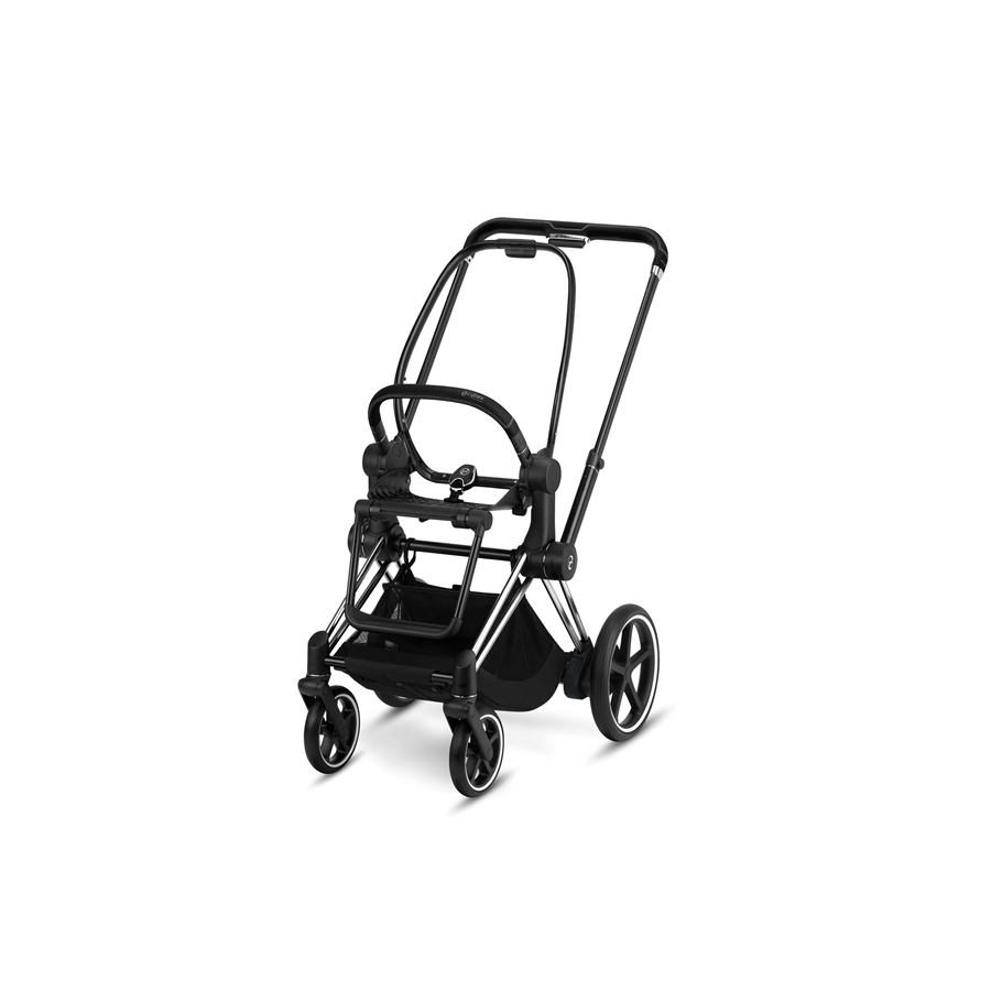 CYBEX E-Priam podvozek Chrome Black + Seat 2020