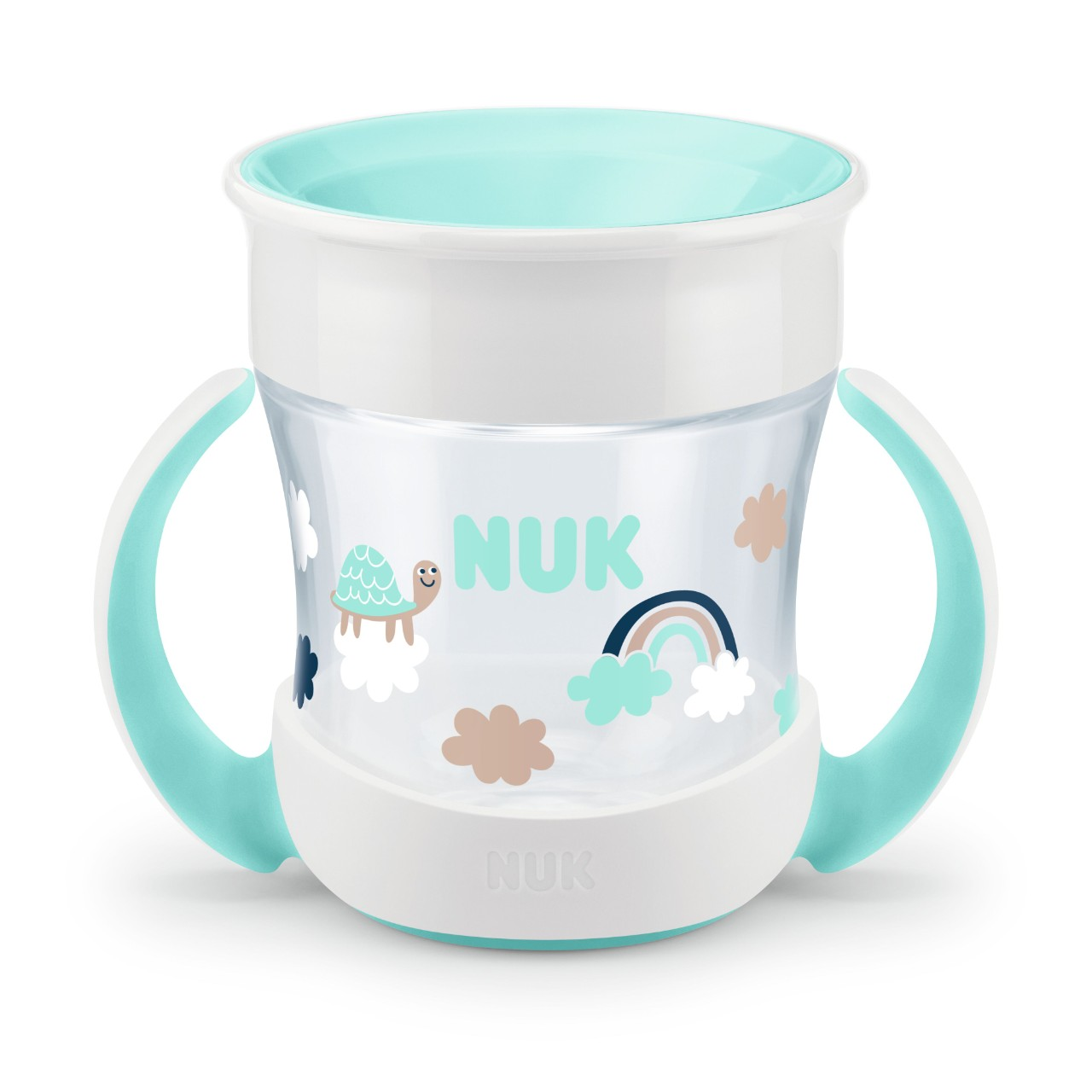 NUK Mini Magic Cup, Zelený