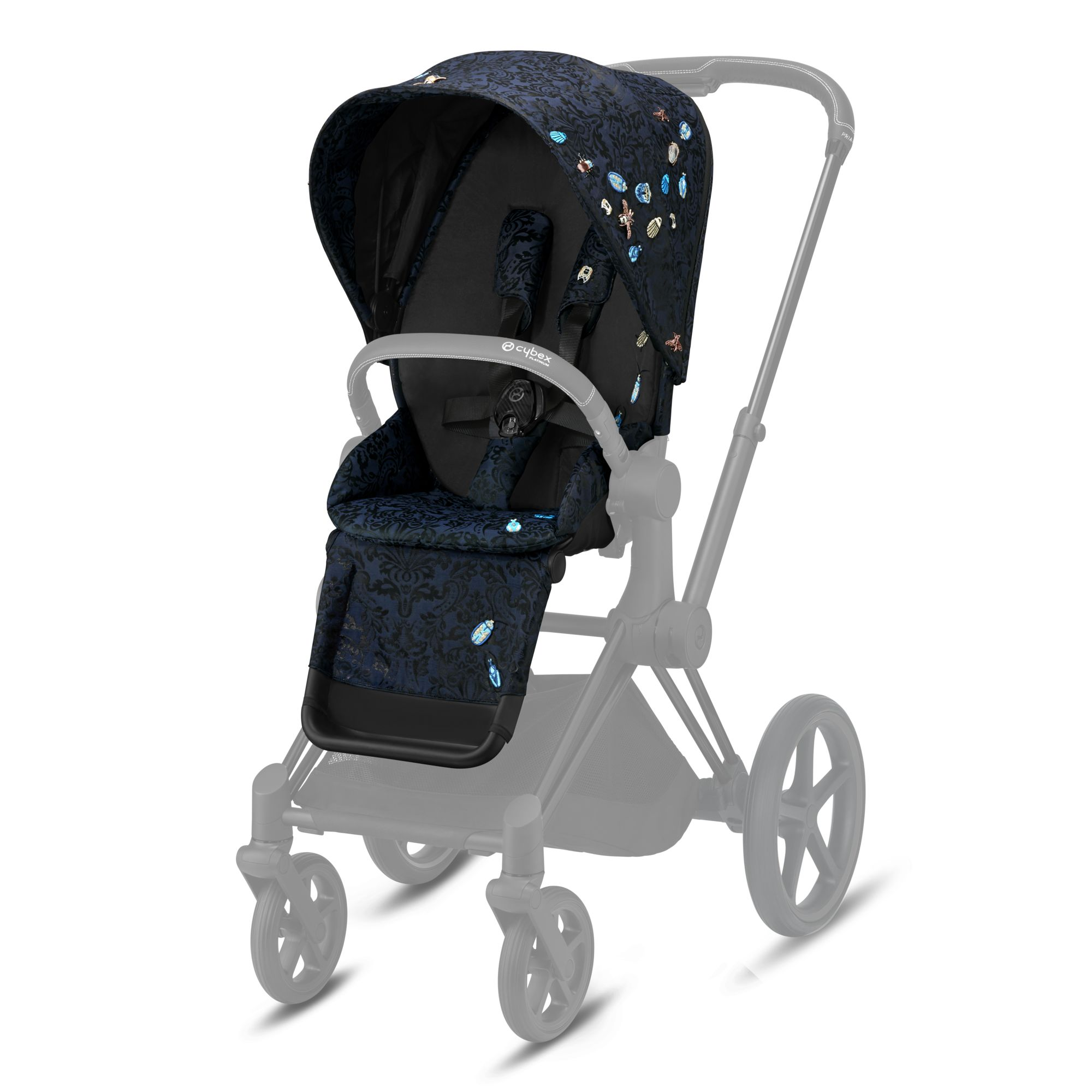 CYBEX Priam Seat Pack Fashion Jeweles of nature 2021