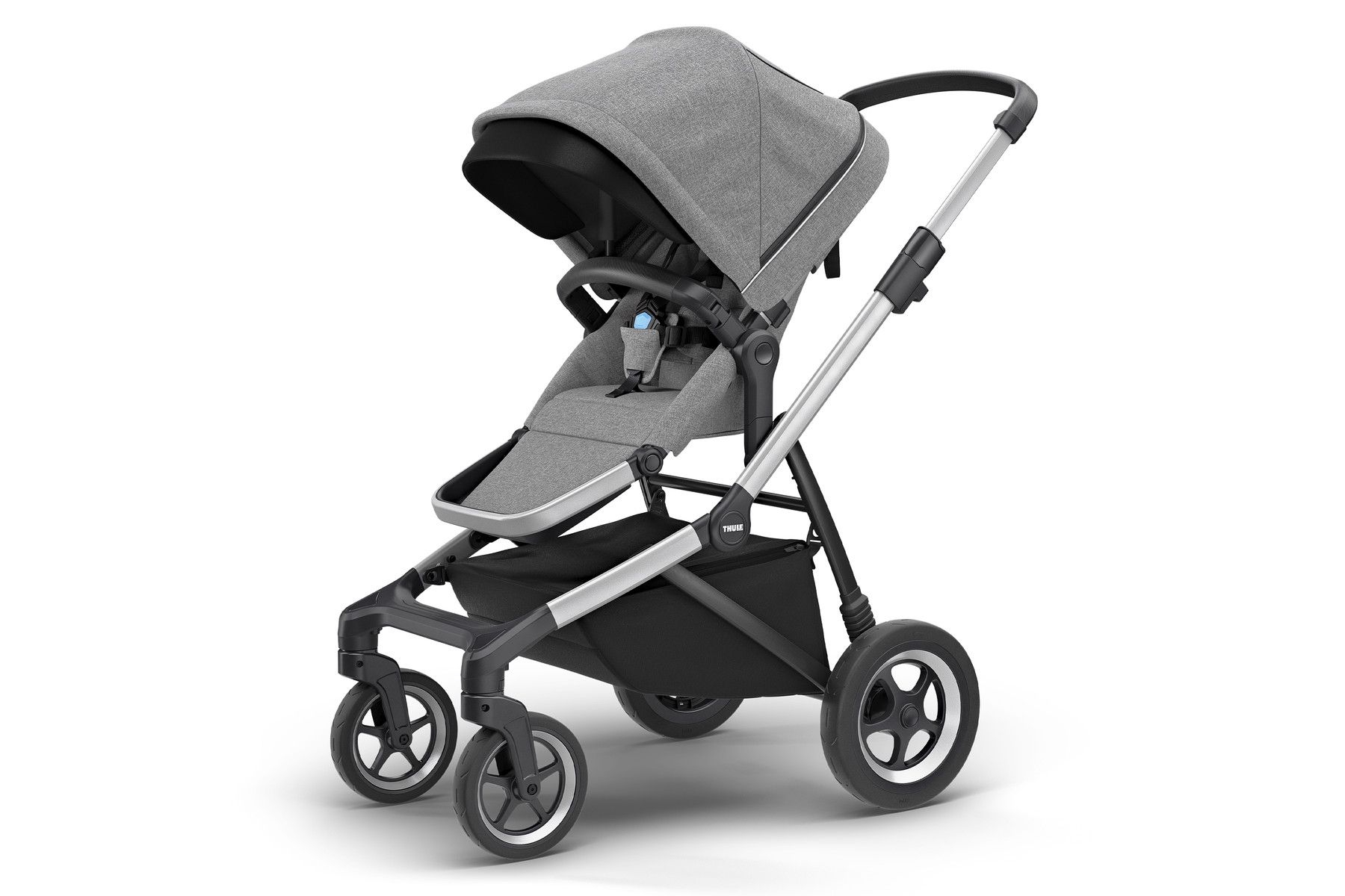 THULE Thule Sleek Grey Melange 2020