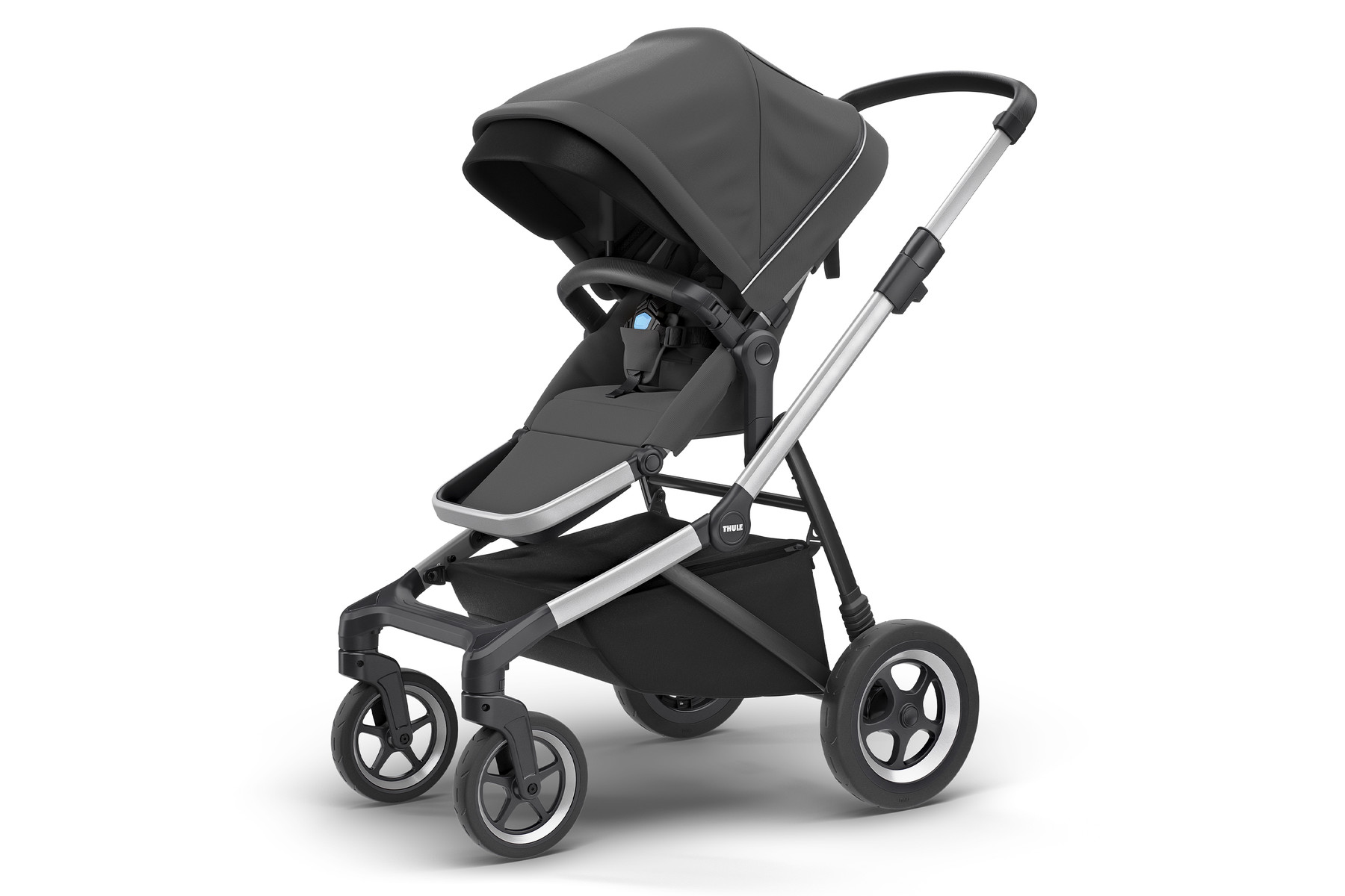 THULE Thule Sleek Charcoal Grey 2020