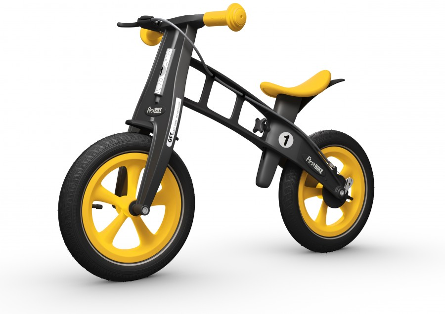 FirstBIKE Limited Edition, Yellow