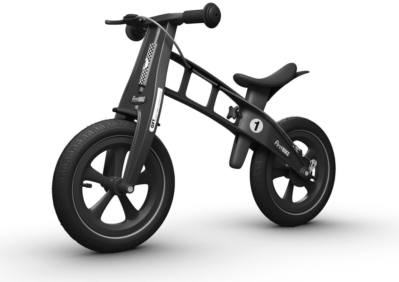 FirstBIKE Limited Edition, Black