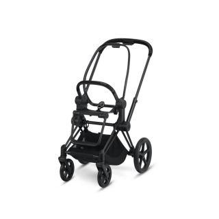 CYBEX Priam podvozek Matt Black + Seat 2020