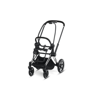 CYBEX Priam podvozek Black Chrome + Seat 2020