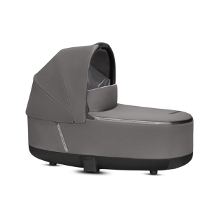 CYBEX Priam Lux Carry Cot Manhattan Grey 2019