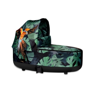 CYBEX Priam Lux Carry Cot Fashion Birds of Paradise 2019