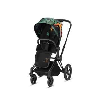 CYBEX Priam Seat Pack Fashion Birds of Paradise 2019